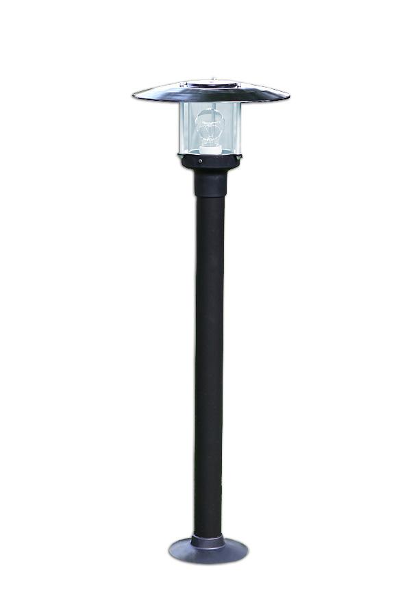 lampy ogrodowe stojące hybrydowe