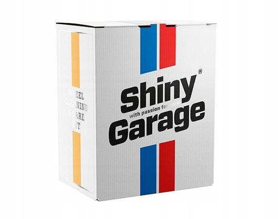 SHINY GARAGE Wheel Cleaning&Care Kit