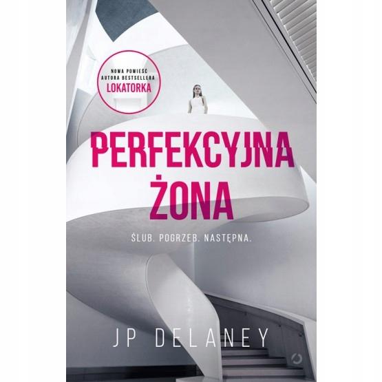 Perfekcyjna Zona J P Delaney Premiera 8452981430 Oficjalne Archiwum Allegro