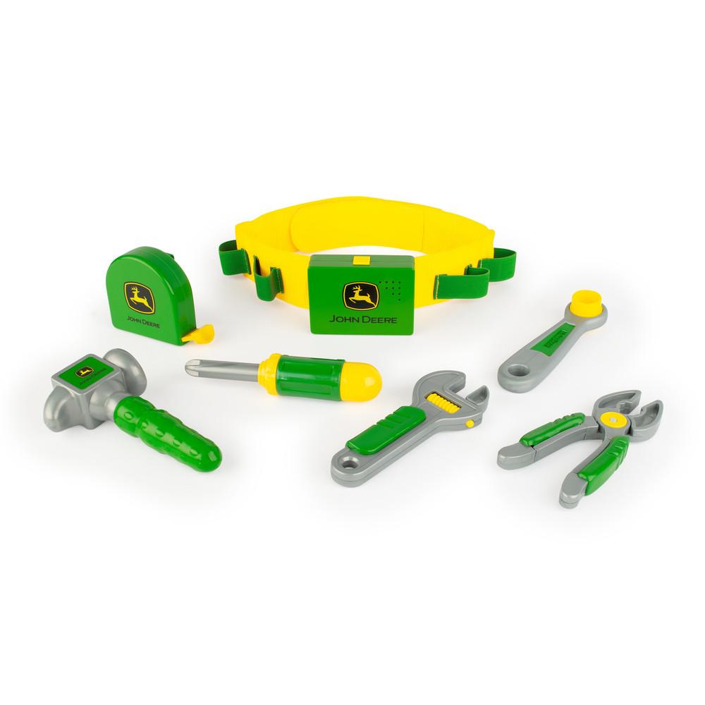 John Deere pas z narzędziami z dźwiękiem - TOMY