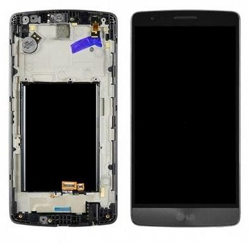 Lg G3 Mini D722 Lcd Ekran Digitizer Ramka 7410955554 Oficjalne Archiwum Allegro