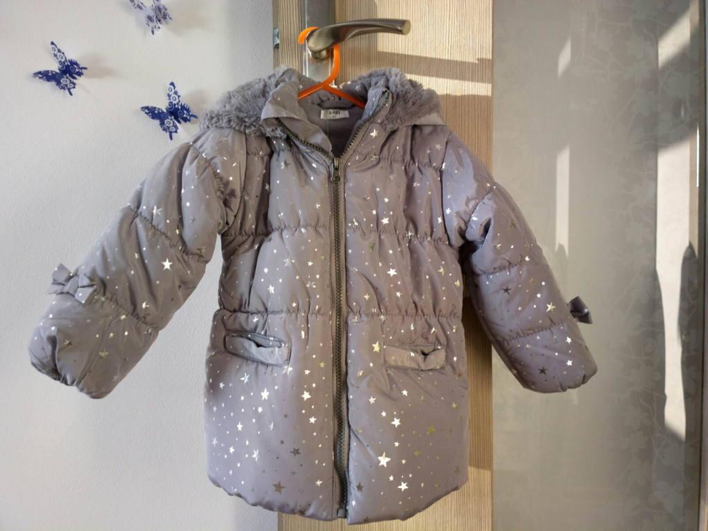 Nowa kurtka zimowa, Pepco, r. 92