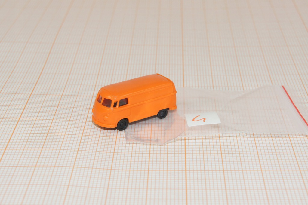 Auto na makietę w skali N 1/160 (4)