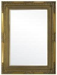 Lustro stylowe klasyczne złota rama