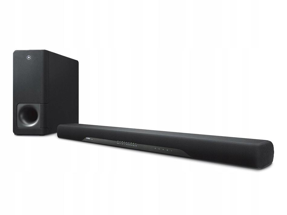 Soundbar Yamaha YAS-207 Bluetooth HDMI 200W DTS