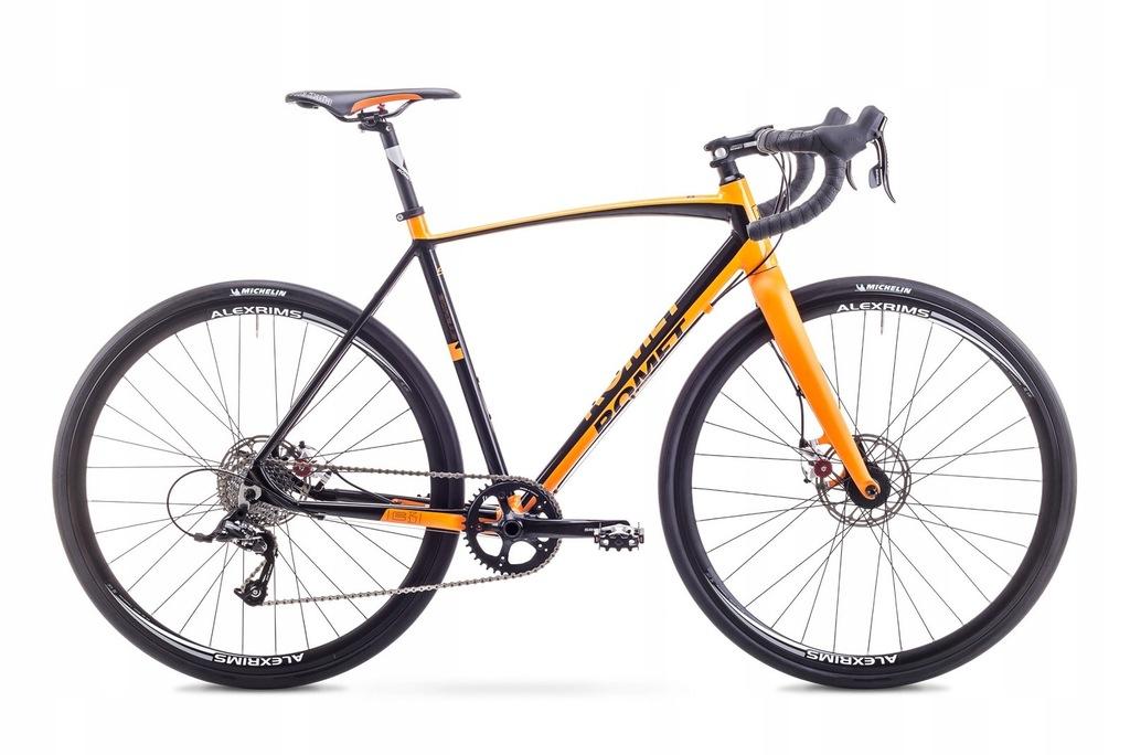 Rower ROMET BOREAS 1 pomarańczowy 2019 r.56