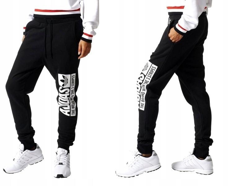 Spodnie Adidas Baggy Track Pants Damskie Dresy S
