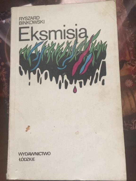 EKSMISJA; Ryszard Binkowski