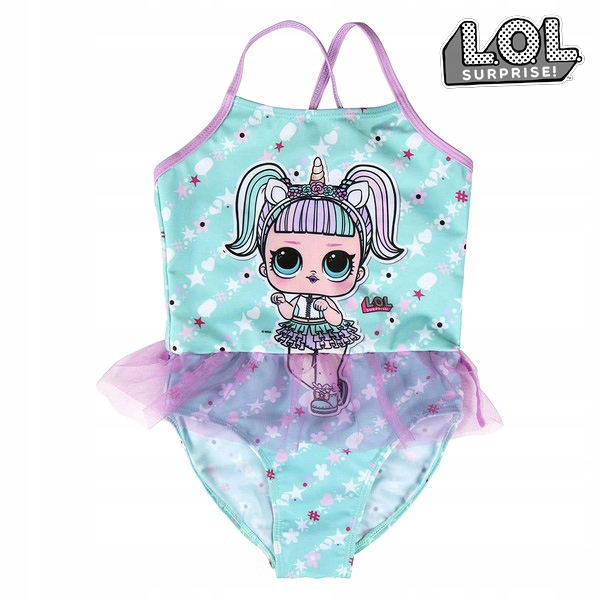 Strój Kąpielowy dla Dziewczynki LOL Surprise! Turk