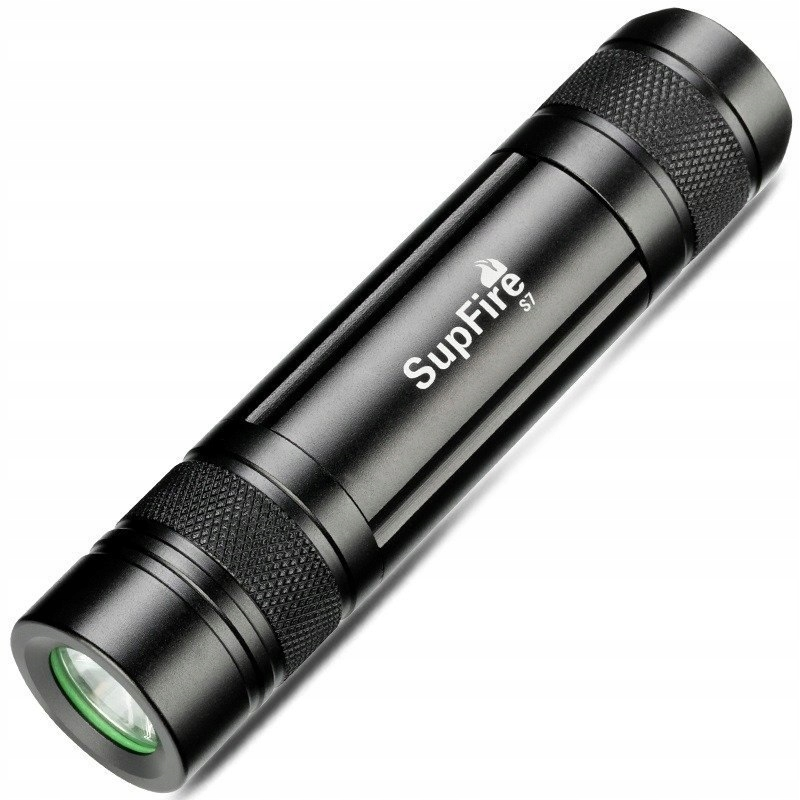 Mini Latarka Wodoodporna 300lm CREE LED Supfire S7