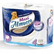 Almusso Papier Maxi 4 rolki/3w