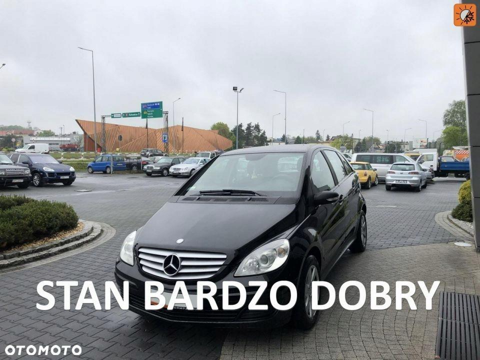 Mercedes-Benz Klasa B 109KM