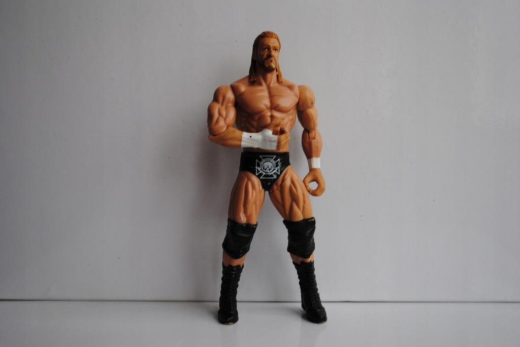 Figurka_Triple H_WWF_TM_MATTEL_2010