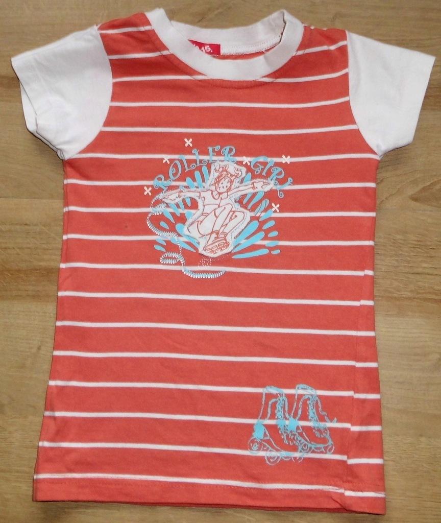 5*10*15 Bluzeczka t-shirt roz 122