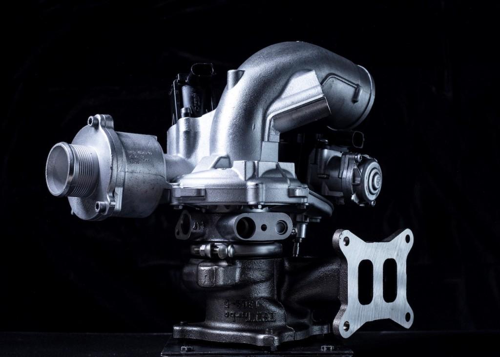 Wymiana zregenerowanej turbosprężarki- Turbojulita