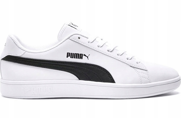 PUMA Smash v2 Buck białe adidasy R.38 12 Dj26 8