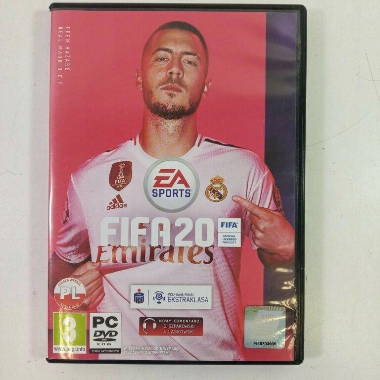 FIFA 20 PC PŁYTY STAN IGŁA