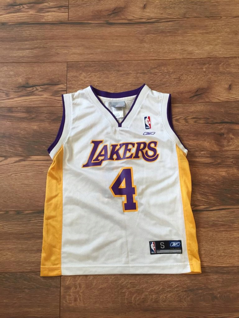 REEBOK LOS ANGELES LAKERS #4 WALTON S