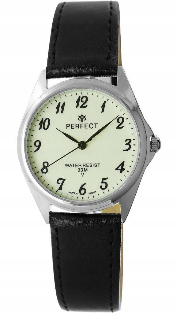 Zegarek Męski PERFECT 023 Fluorescencja