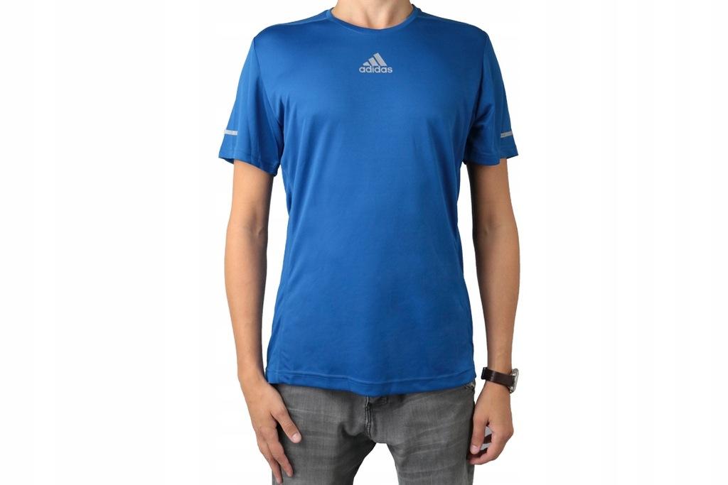 ADIDAS SEQUENCIALS CLIMALITE R (XS) Męski T-shirt