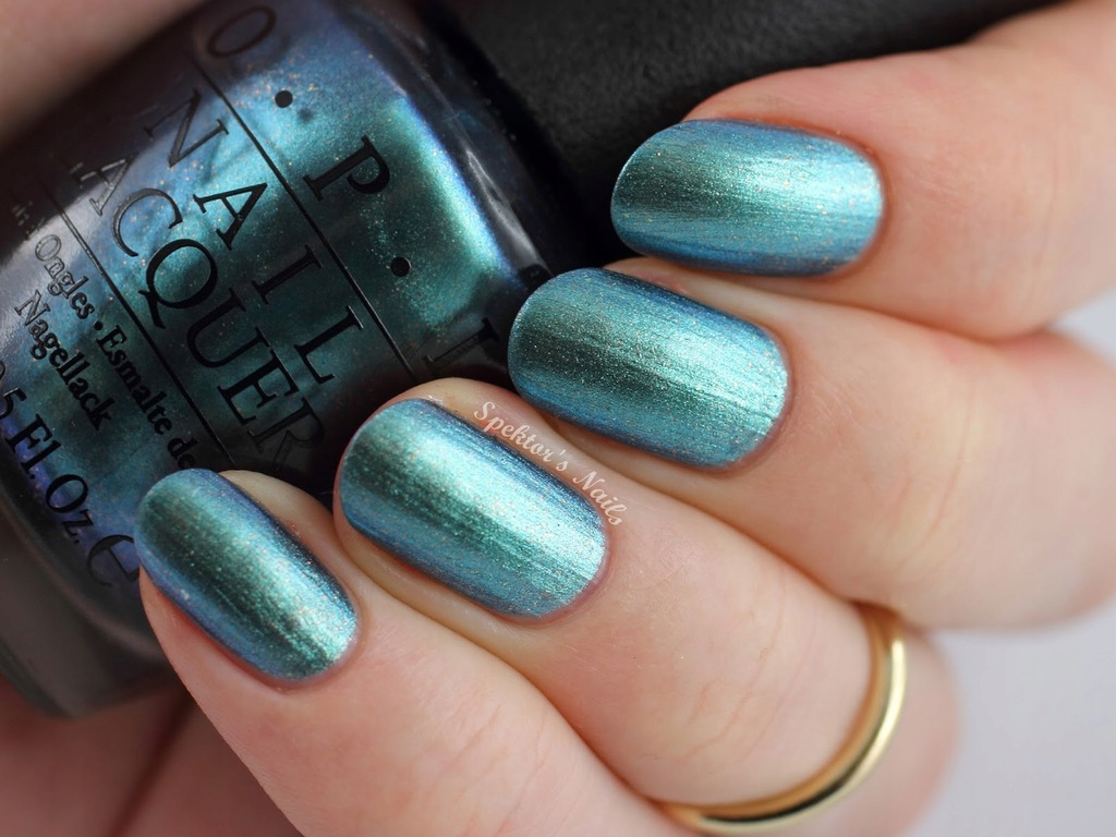 OPI LAKIER DO PAZNOKCI THIS COLORS MAKE A WAVES