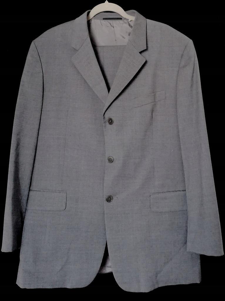 Calvin Klein szary garnitur r. 56