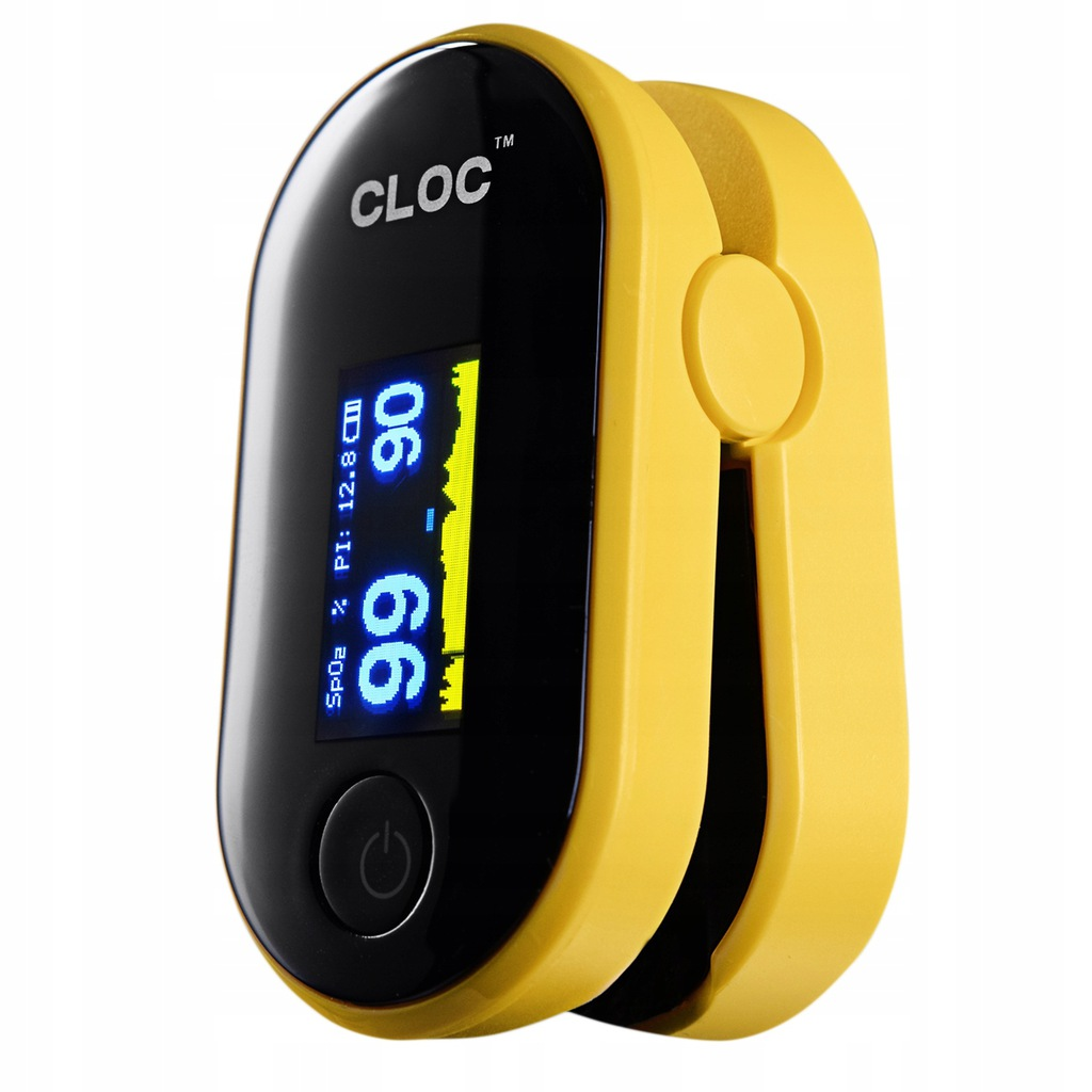 Pulsoksymetr Napalcowy Oximeter OLED FPO-01