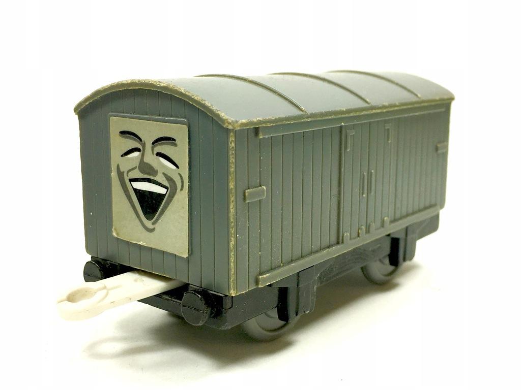 Tomek i Przyjaciele Wagon Trackmaster b