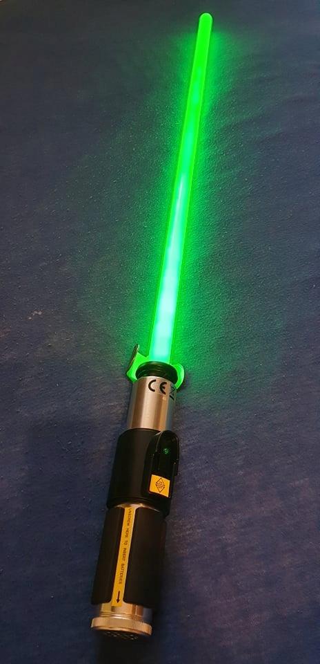 Star Wars Hasbro Black Series Fx Lightsaber Miecz 8826972845 Oficjalne Archiwum Allegro
