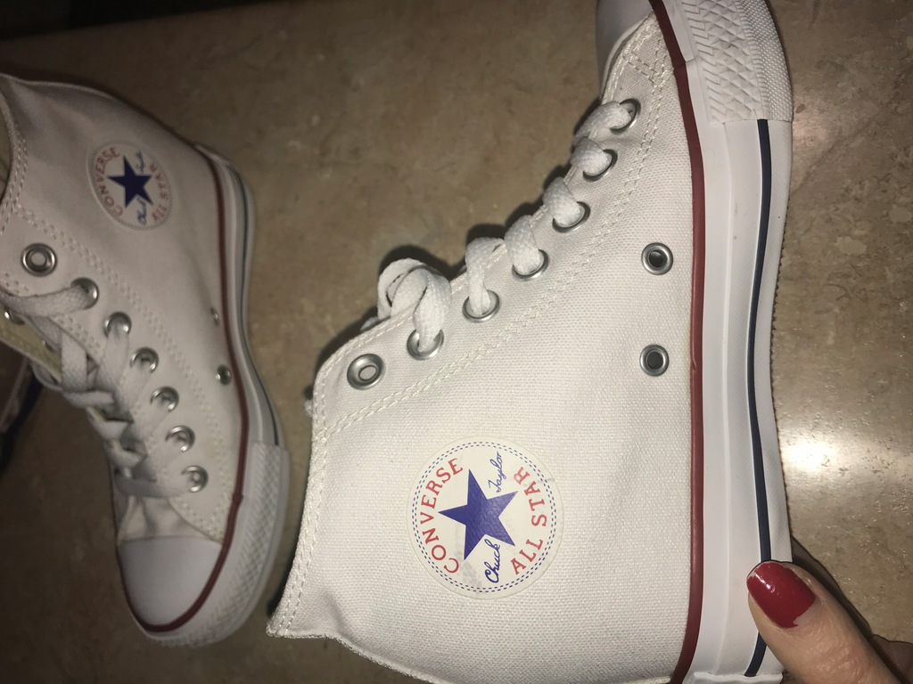Sneakersy Converse Chuck Taylor All Star Lux 5472