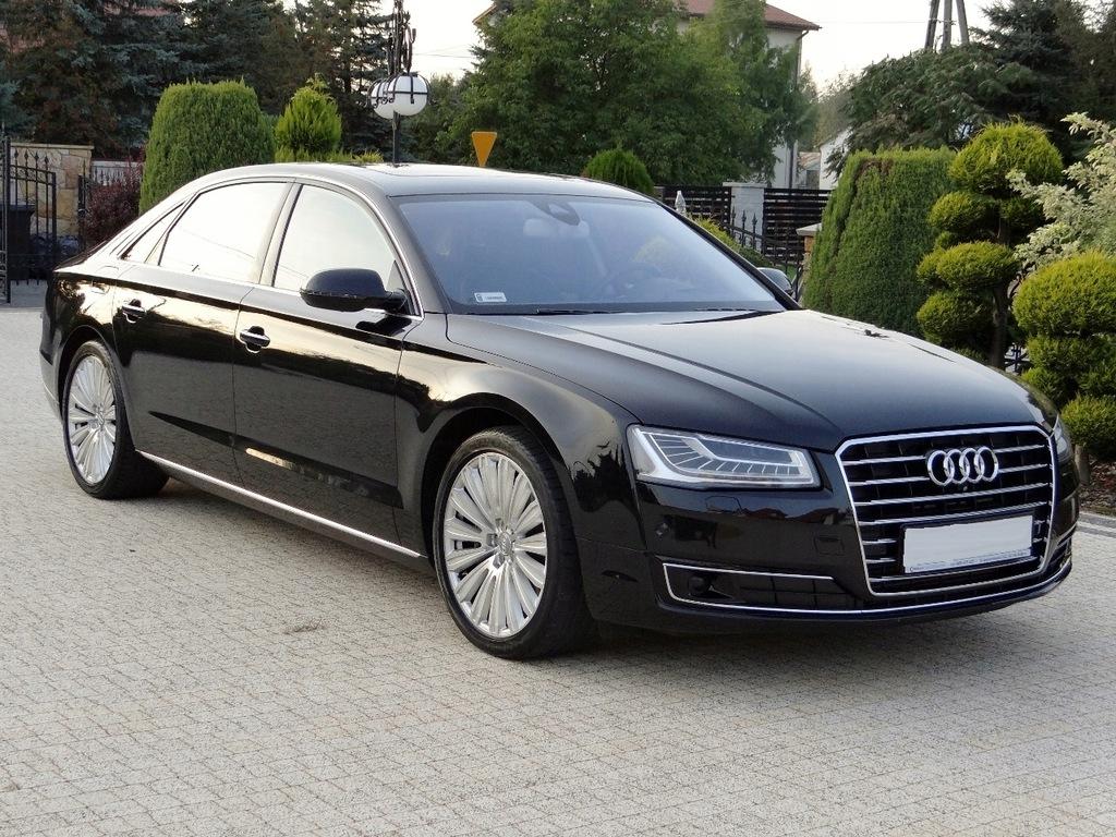 Audi A8l Najbogatsza Wersja Wyposazenia Full 8512977761 Oficjalne Archiwum Allegro