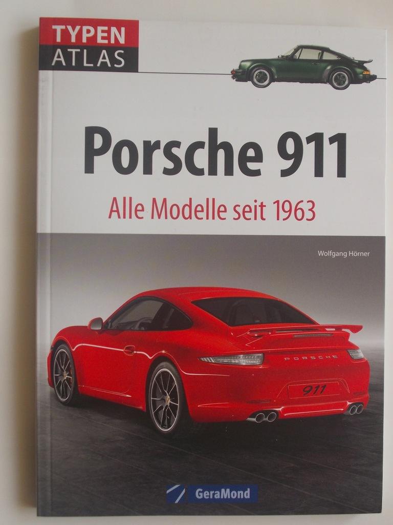 PORSCHE 911 WSZYSTKIE MODELE OD 1963 r. - GERAMOND