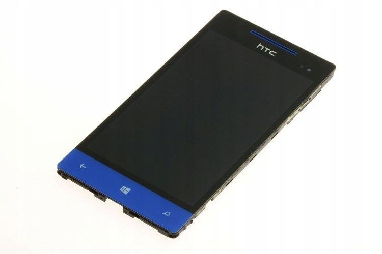ORYGINALNY WYŚWIETLACZ LCD DOTYK HTC 8S A620e