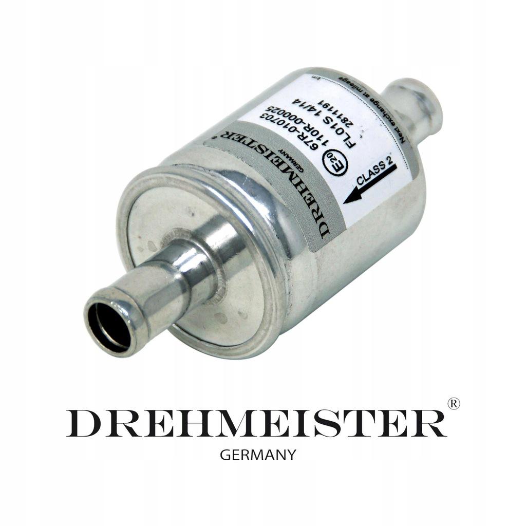 DREHMEISTER Filtr do LPG / CNG