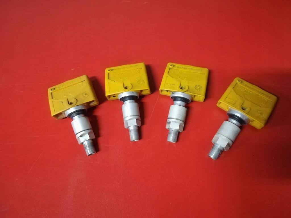 czujniki ciśnienia w oponach Nissan GTR 40700