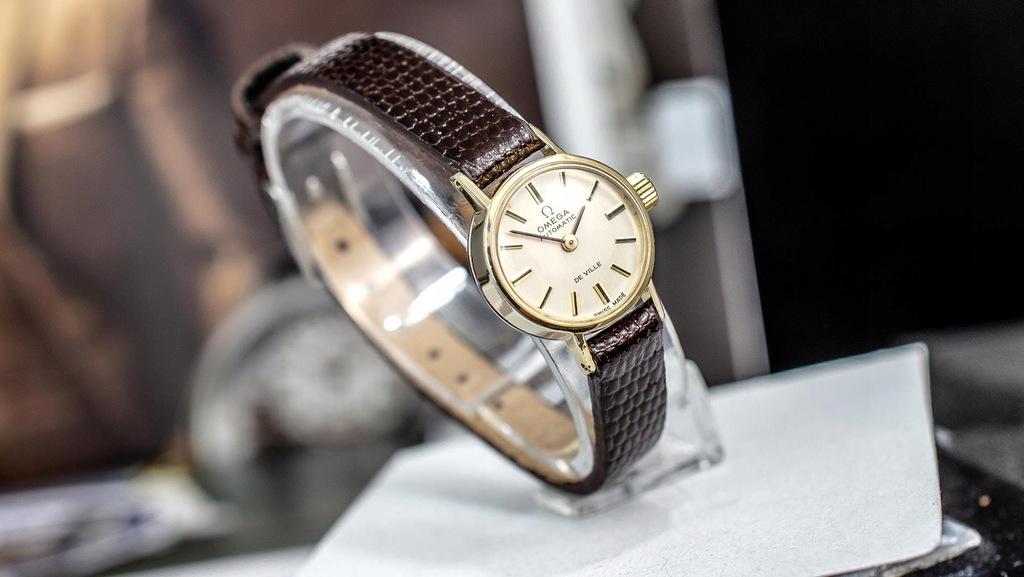 Damski zegarek Omega De Ville AUTOMAT 1970
