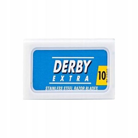 DERBY Żyletki Extra Blue 10szt