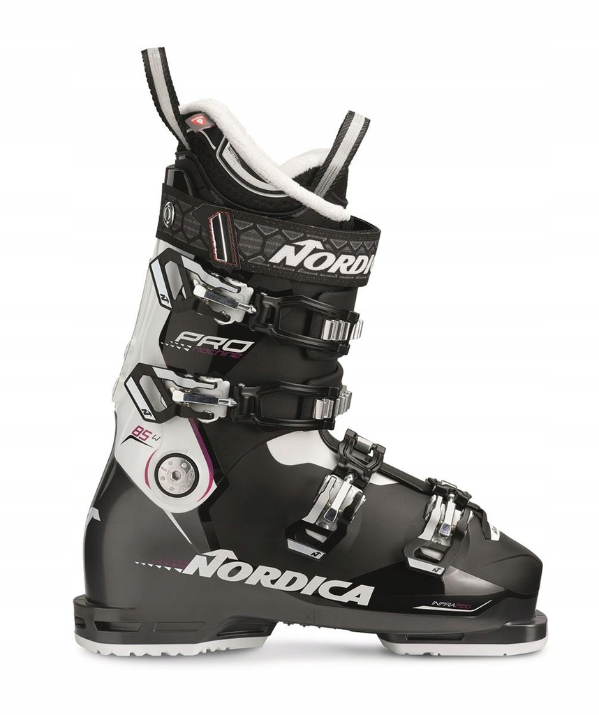 Buty narciarskie Nordica Promachine 85 W Czarny 25