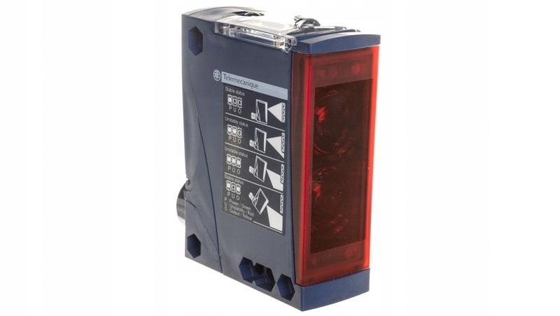 Czujnik fotoelektryczny Sn=11m 1Z 1R 24-240V AC/DC
