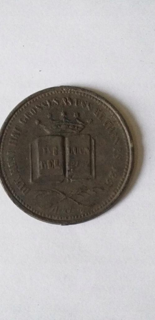 Medal na 100 lecie Niemcy