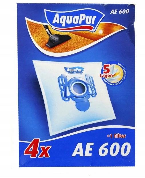 worek do odkurzacza 5szt W5 AE600 AEG Elektolux/ZA