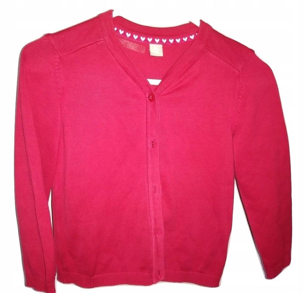 Tu czerwony sweterek 110