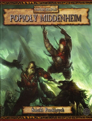 POPIOŁY MIDDENHEIM : WARHAMMER FANTASY RPG GRAPLA
