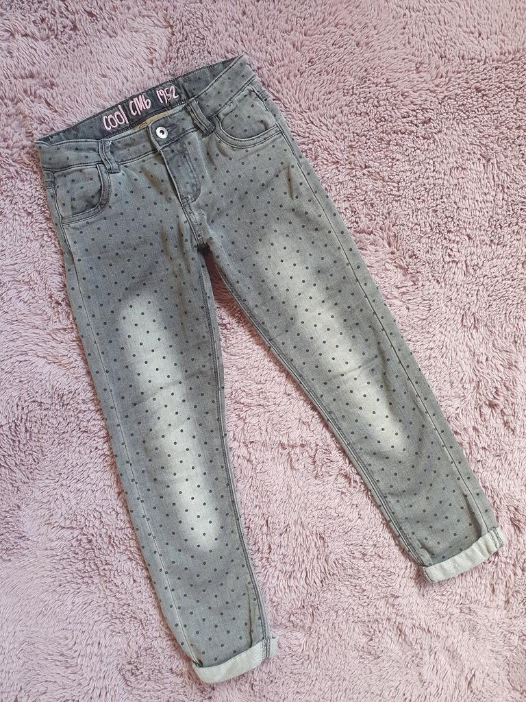 Rewelacyjne jeansy Cool Club R.128