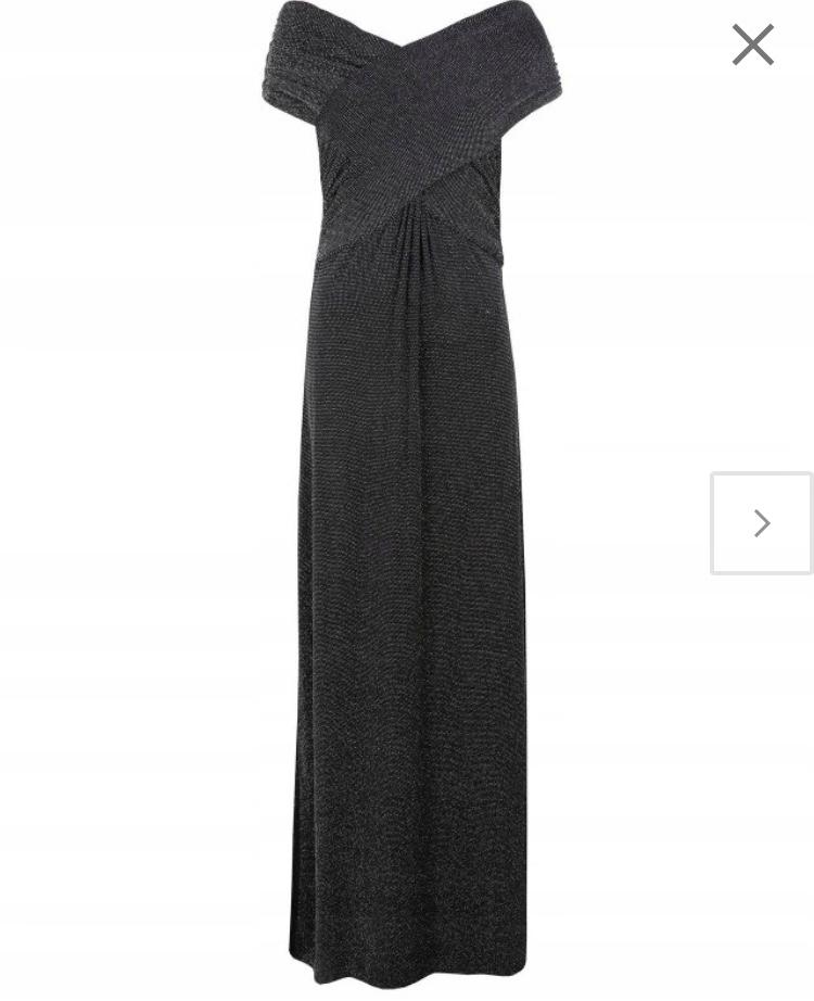 TOP SECRET 38 sukienka długa