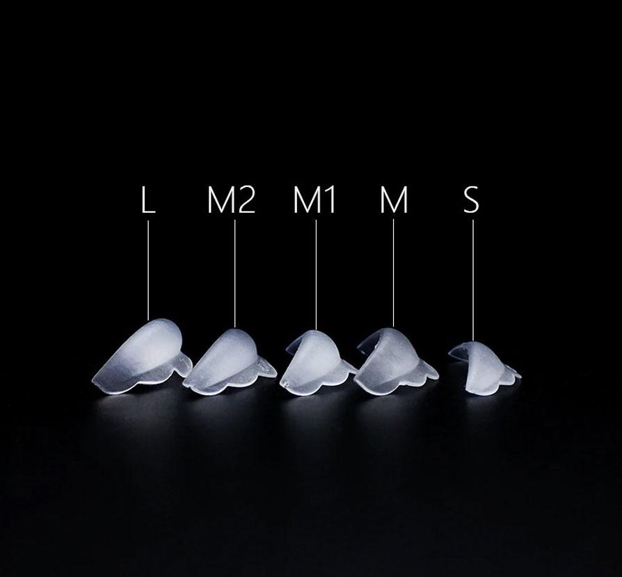 Płatki silikonowe do liftingu rzęs - Laminacji