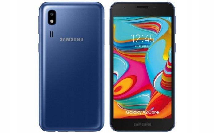 Samsung Galaxy A2 Core Dual Sim A260f 8588809249 Oficjalne Archiwum Allegro