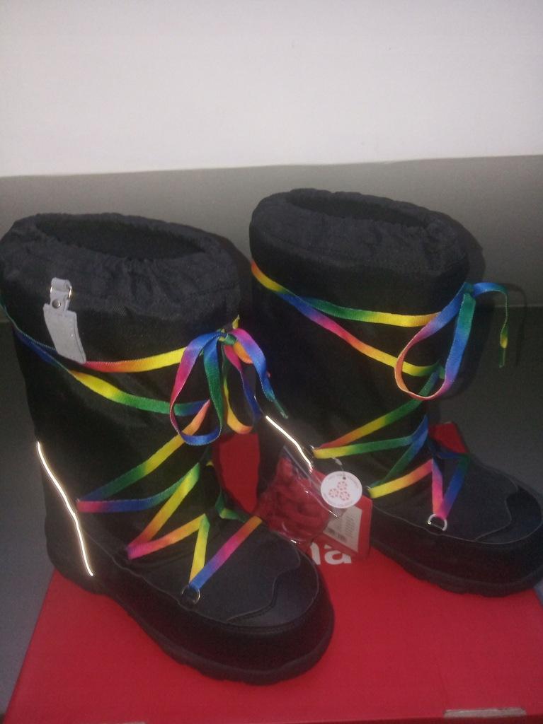 Reima obuwie zimowe 36 - 50%
