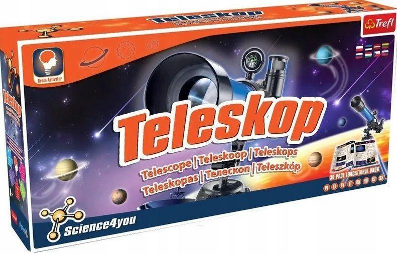 TREFL TELESKOP 60771