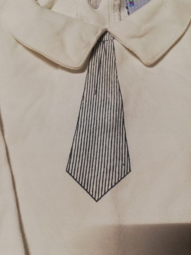 Bodziak z krawatem Cocodrillo r. 74